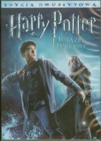 Harry Potter i Książę Półkrwi (DVD) - okładka filmu