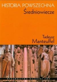 Historia powszechna. Średniowiecze - okładka książki