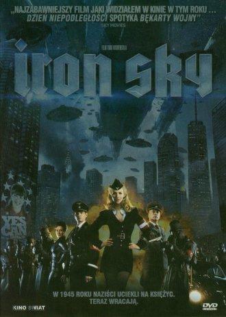 Iron Sky (DVD) - okładka filmu