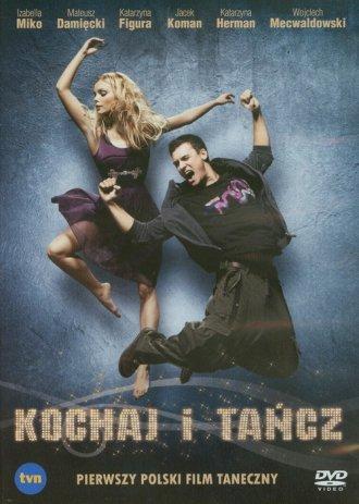 Kochaj i tańcz (DVD) - okładka filmu