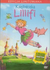 Księżniczka Lillifi (DVD + puzzle magnetyczne) - okładka filmu
