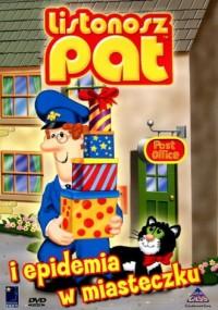 Listonosz Pat. Epidemia w miasteczku (DVD) - okładka filmu