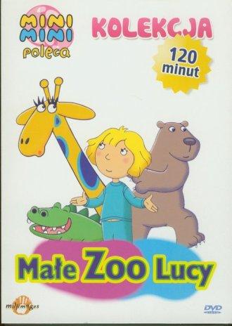 Małe ZOO Lucy (DVD) - okładka filmu