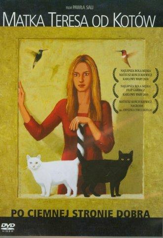 Matka Teresa od kotów (DVD) - okładka filmu