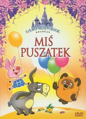 Miś Puszatek (DVD) - okładka filmu