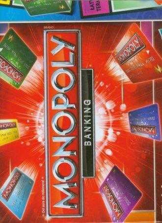 Monopoly. Banking - zdjęcie zabawki, gry