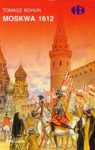 Moskwa 1612 - okładka książki