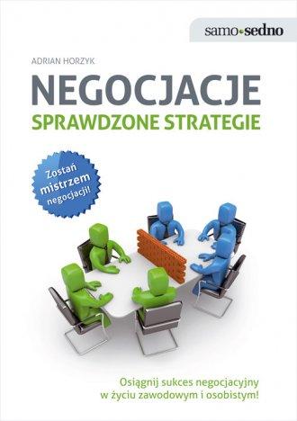 Negocjacje. Sprawdzone strategie - okładka książki