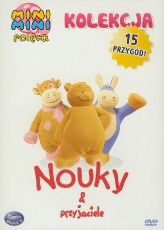 Nouky i przyjaciele (DVD) - okładka filmu
