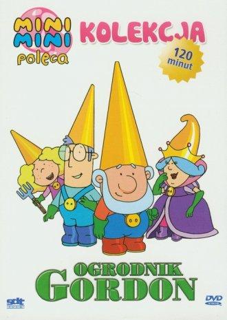 Ogrodnik Gordon (DVD) - okładka filmu