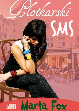Plotkarski SMS - okładka książki