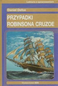 Przypadki Robinsona Cruzoe. Lektura z opracowaniem - okładka podręcznika