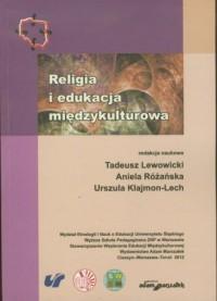 Religia i edeukacja międzykulturowa - okładka książki