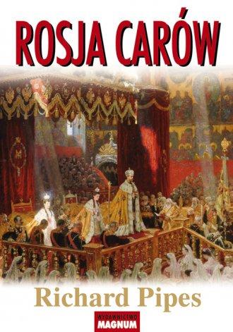 Rosja carów - okładka książki