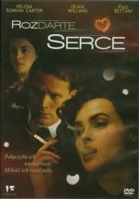 Rozdarte serce (DVD) - okładka filmu