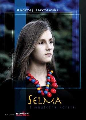 Selma i magiczne korale - okładka książki