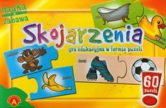 Skojarzenia (puzzle) - zdjęcie zabawki, gry