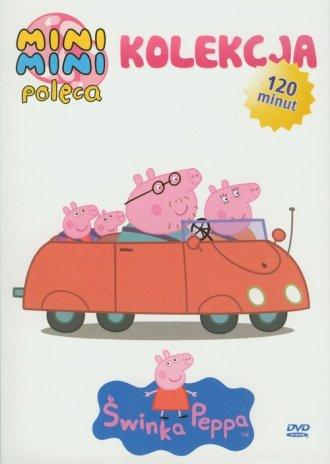 Świnka Peppa 2 (DVD) - okładka filmu