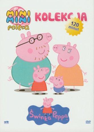 Świnka Peppa (DVD) - okładka filmu