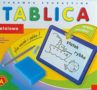 Tablica edukacyjna mała - zdjęcie zabawki, gry