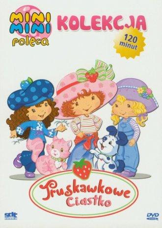 Truskawkowe Ciastko (DVD) - okładka filmu
