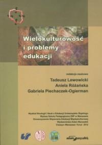 Wielokulturowość i problemy edukacji - okładka książki