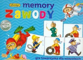 Zawody. Memory. Gra towarzyska - zdjęcie zabawki, gry