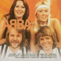 ABBA. Icon Collection (CD audio) - okładka płyty