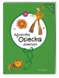 Agnieszka Osiecka dzieciom (CD mp3) - pudełko audiobooku