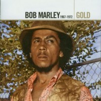 Bob Marley Gold (CD audio) - okładka płyty