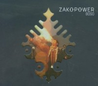 Boso (CD audio) - okładka płyty