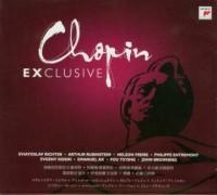 Chopin Exclusive (CD) - okładka płyty