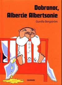 Dobranoc, Albercie Albertsonie - okładka książki