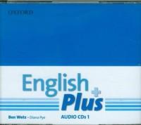 English Plus 1A Class (CD audio) - pudełko programu