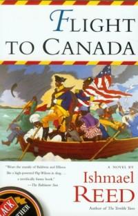 Flight to Canada - okładka książki