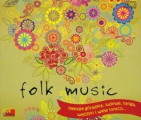 Folk music (CD audio) - okładka płyty