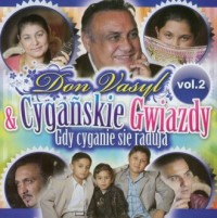 Gdy cyganie się radują (CD audio) - okładka płyty