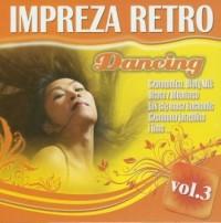 Impreza retro dancing vol. 3 (CD - okładka płyty