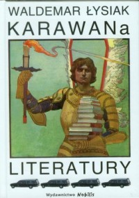 Karawana literatury - okładka książki