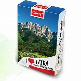 Karty. Kocham Polskę Tatry Wiosna - zdjęcie zabawki, gry