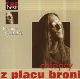 Kocham wolność, Chłopcy z Placu - okładka płyty