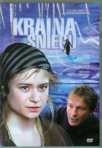 Kraina śniegu (DVD) - okładka filmu