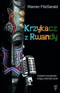 Krzykacz z Rwandy - okładka książki