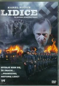 Lidice (DVD) - okładka filmu