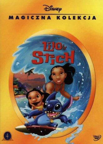 Lilo i Stich (DVD) - okładka filmu