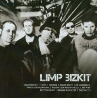 Limp Bizkit. Icon Collection (CD audio) - okładka płyty