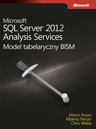 Microsoft SQL Server 2012 Analysis - okładka książki