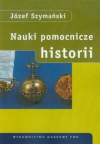 Nauki pomocnicze historii - okładka książki