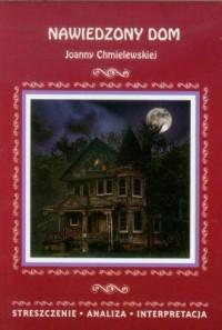 Nawiedzony dom Joanny Chmielewskiej. - okładka podręcznika
