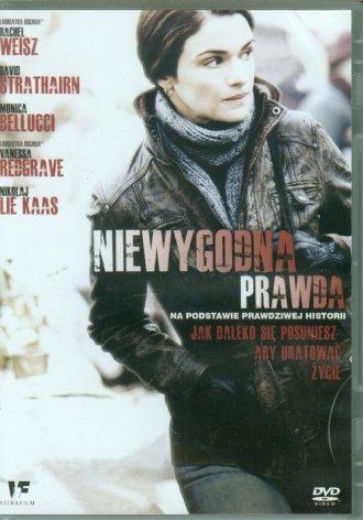 Niewygodna prawda (DVD) - okładka filmu